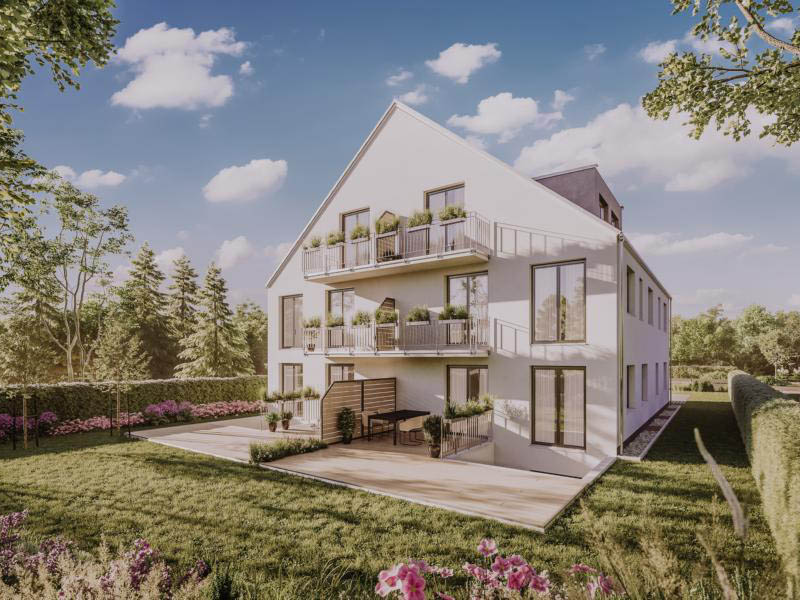 Sechs Eigentumswohnungen in Berlin Rosenthal