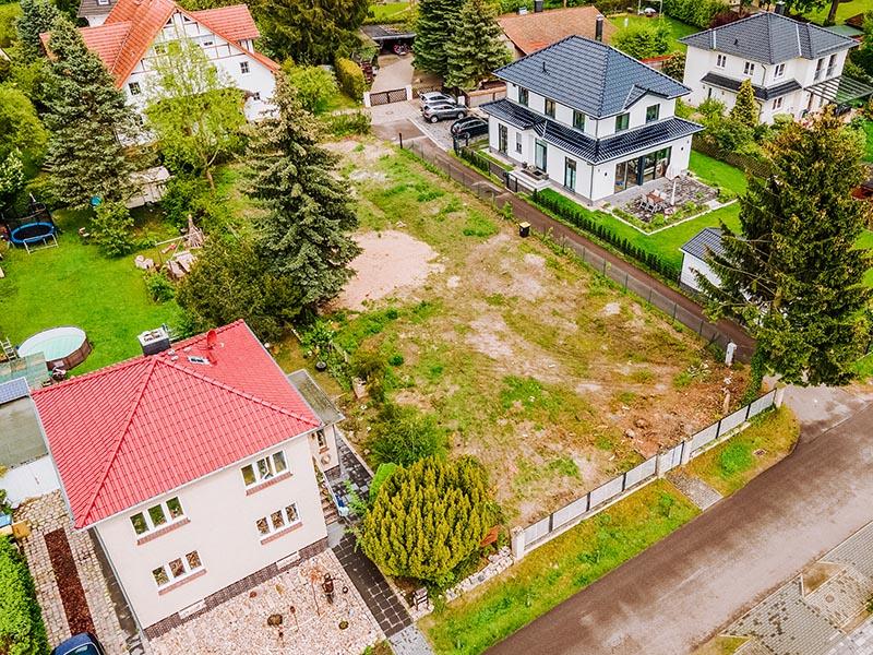 Zwei Dreifamilienhäuser in Hohen Neuendorf